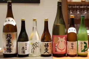 蔵元直送!地酒フェア【広島県Ver.】第一弾、ラインナップのご紹介!